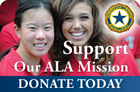 Donation button - American Legion Auxiliary