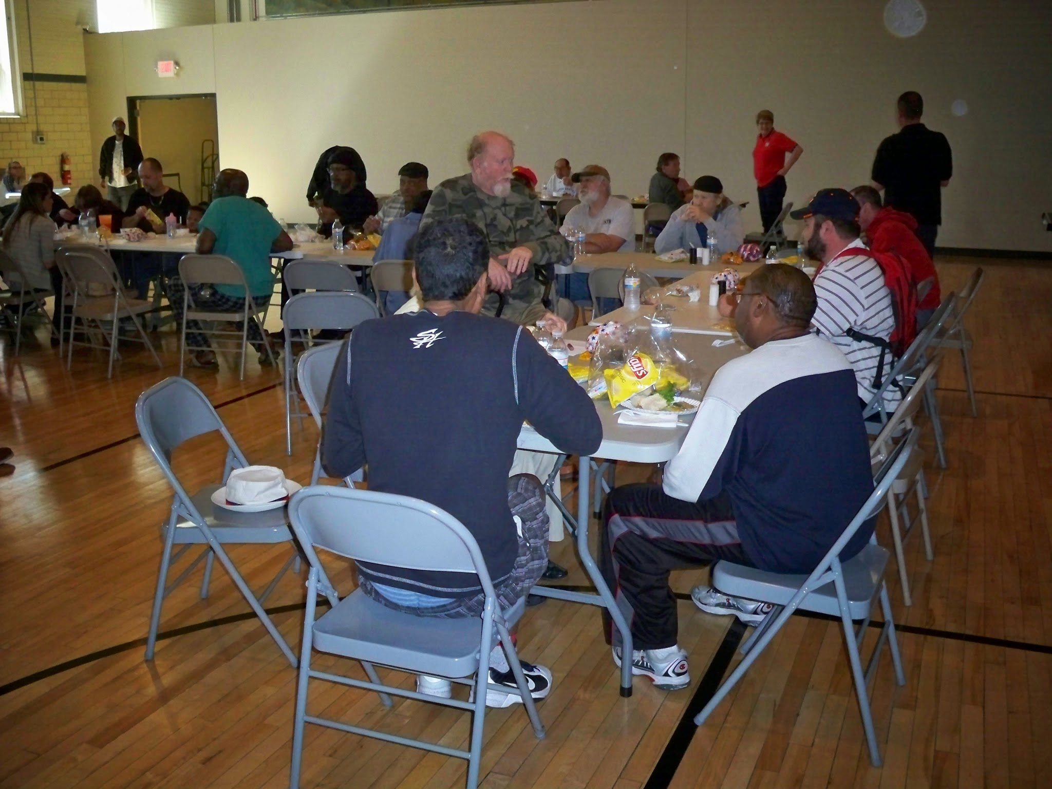 2015 SAL Victory Apartments Luncheon